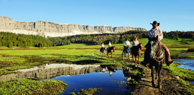 Adventures By Disney – Wyoming Ranch