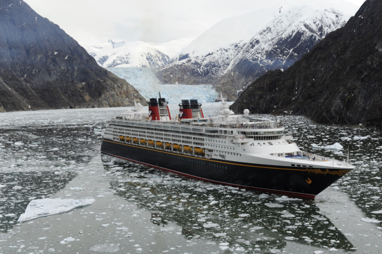 Disney Cruise Line – Alaska