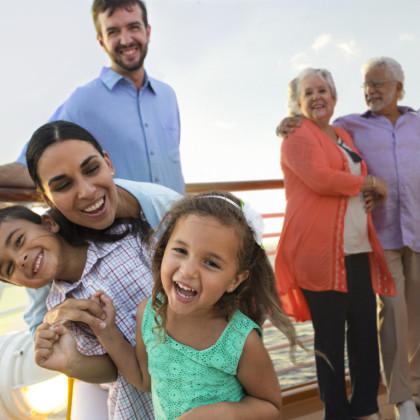 Disney Cruise Line – Family