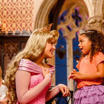 Cinderella's Royal Table Dining