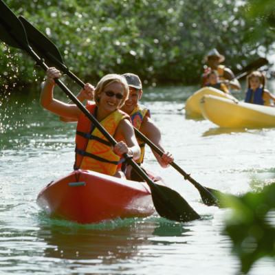Tropical Kayaking