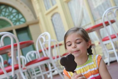 Mickey Bar Ice Cream Treat